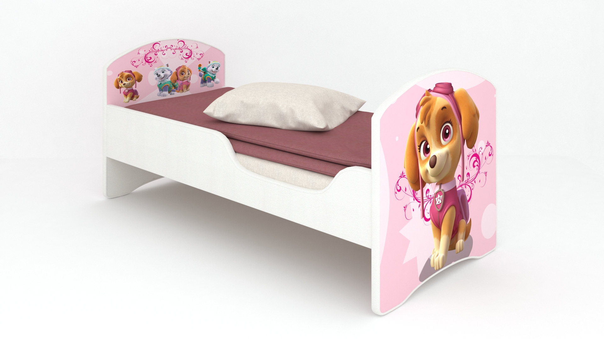 Кровать CLASSIC Щенячий партуль Скай